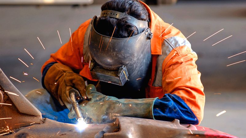 Can You Take The Heat: A Career In Welding