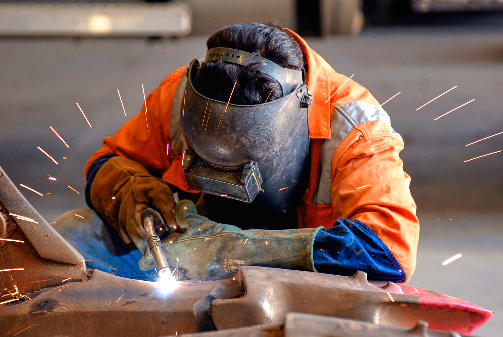 Can You Take The Heat - A Career In Welding